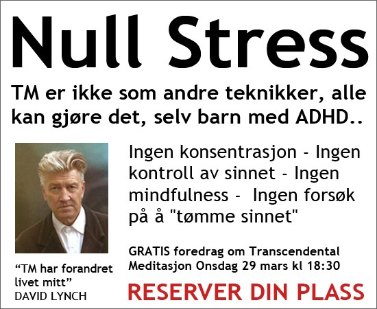 Null stress