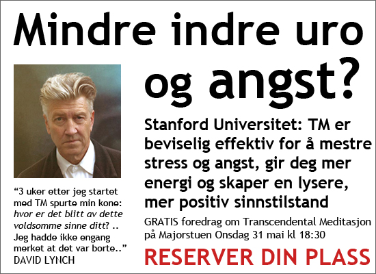 Mindre indre uro