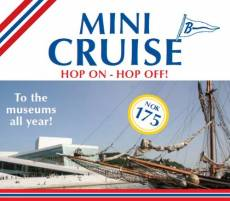 Mini Cruise HOP ON - HOP OFF!