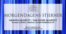 OSLO QUARTET SERIES - SESONG�PNING