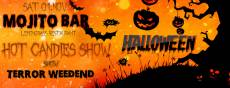 HALLOWEEN SHOW IN MoJiTo BaR