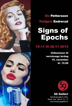 Torbj�rn Endrerud & Siv Pettersson / Signs of Epochs
