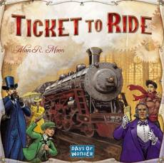 Brettspilldemo: Ticket to Ride